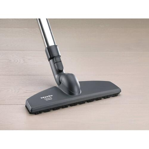 SBB 300-3 PQ Twister - SwivelNeck parquet floorhead for gentle and effortless cleaning of sensitive hard floors.