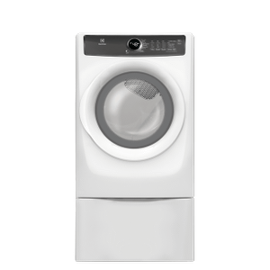 ElectroluxFront Load Perfect Steam™ Electric Dryer with 7 cycles - 8.0 Cu. Ft.