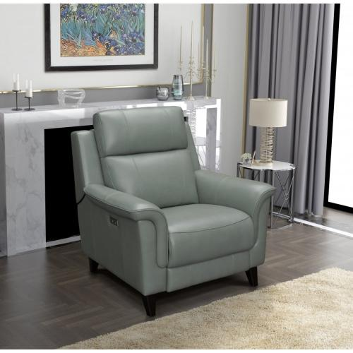 Kester Mint Recliner