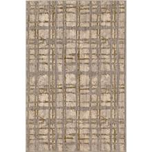 "Axiom Chiasma Gold 2' 4""x7' 10"" Runner"