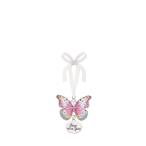 Blissful Journey Butterfly Ornament - Free YOUR Spirit
