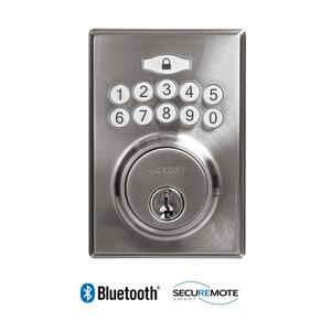 Hickory Smart Bluetooth Enabled Deadbolt - Contemporary Style Product Image