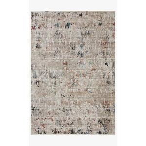 Gallery - LEI-06 Ivory / Multi Rug