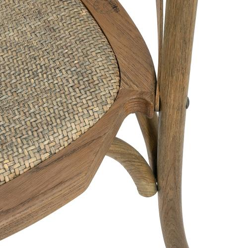 A & B Home - Stackable Chair