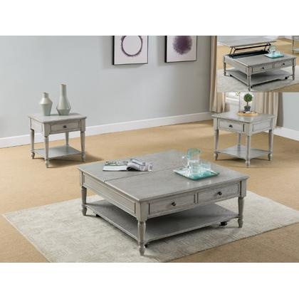 See Details - Liberty Lift Top Cktl Table, Casters