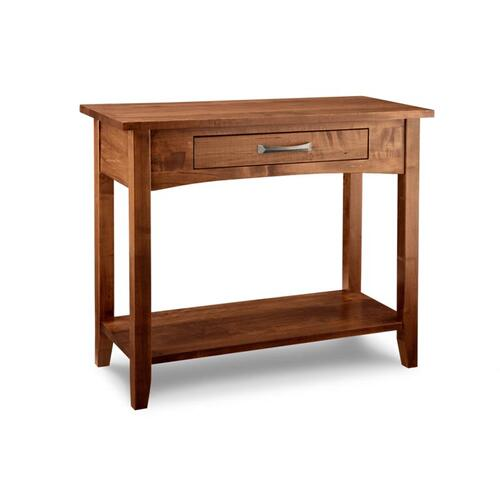 Handstone - Glengarry Sofa Table w/2dwr n/s