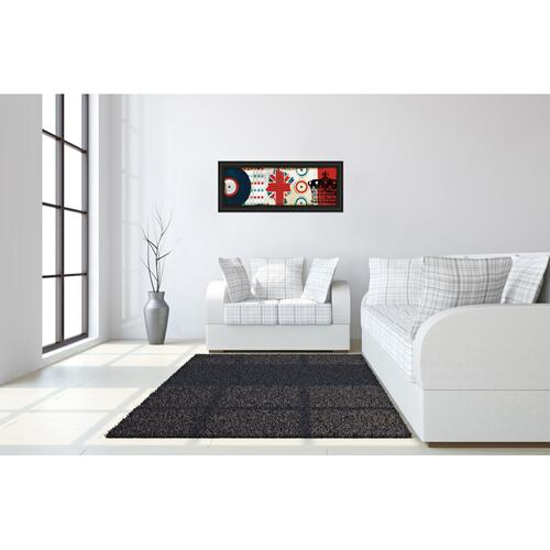 "Classy Art - ""British Invasion I"" By Mo Mullan Framed Print Wall Art"