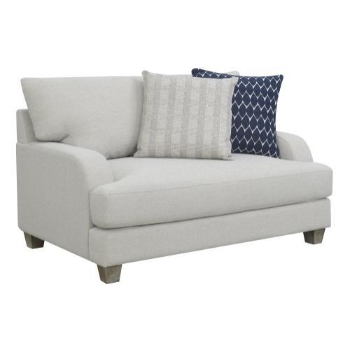 Emerald Home Chair W/ 2 Accent Pillows U4389-02-03a