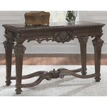 Charmond Sofa Table Brown