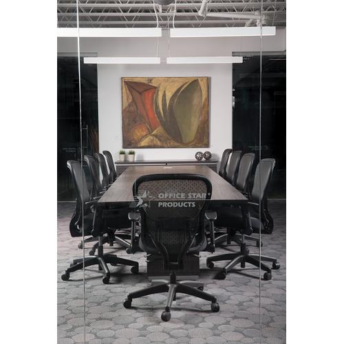 """Office Star - 48"""" Square Table 2/ctns"""