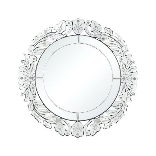 See Details - Cremona Mirror - Round