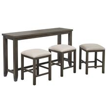 Product Image - Small Pub Table Set w/Stools (4 Piece)