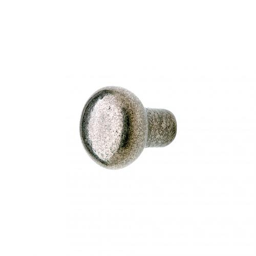 Mushroom Knob - CK305 White Bronze Light