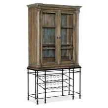La Grange OQuinn Bar Cabinet