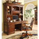 Bristol Court - Credenza Hutch - Cognac Cherry Finish Product Image