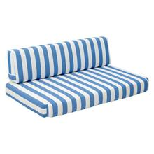 Bilander Sofa Cushion Blue & White