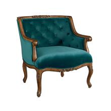 CHAIR,UPH, 1/CTN-TEAL