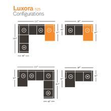 Luxora Right-arm Facing Corner Chaise