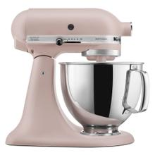 Artisan® Series 5 Quart Tilt-Head Stand Mixer - Feather Pink
