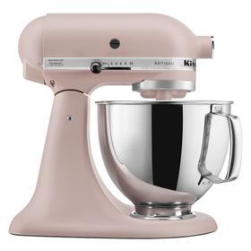 Artisan® Series 5 Quart Tilt-Head Stand Mixer - Feather Pink