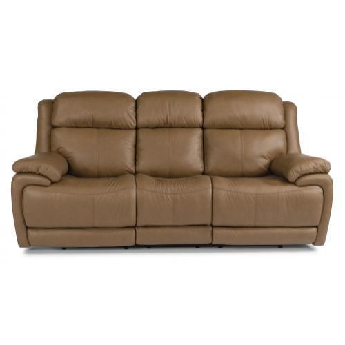 Elijah Power Reclining Sofa with Power Headrests & Lumbar