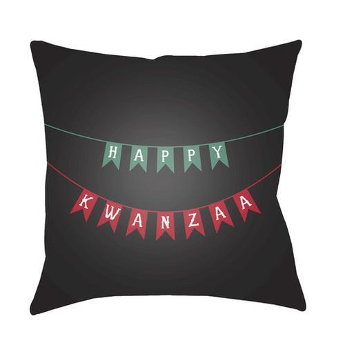 """Surya - Kwanzaa I HDY-042 20""""H x 20""""W"""