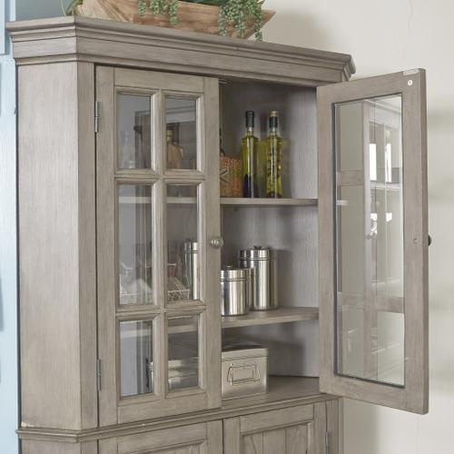 Walker Corner Cabinet