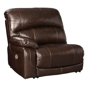 Hallstrung Left-arm Facing Power Recliner