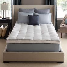 Queen Down on Top Feather Bed Mattress Topper Queen