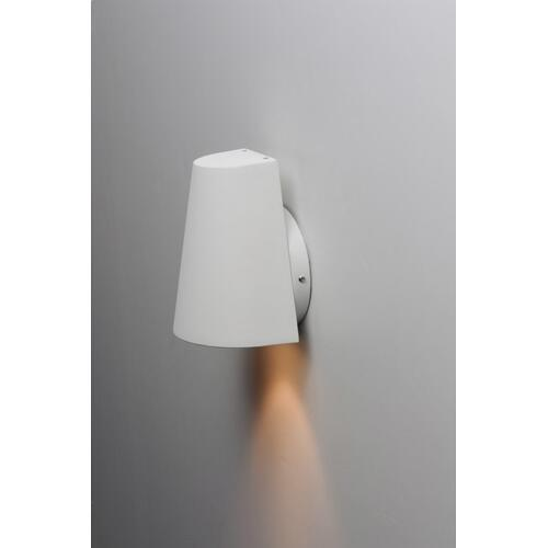 Mini 1-Light LED Outdoor Wall Sconce