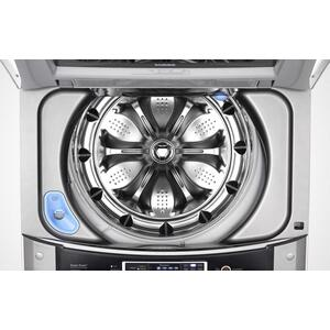 4.3 cu. ft. Ultra Large Capacity Top Load Washer with Front Control Design and WaveForce Technology
