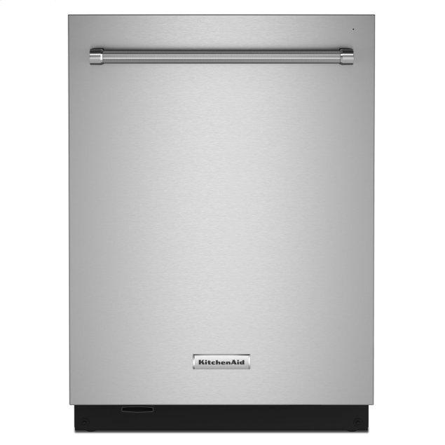 KitchenAid 44 dBA Dishwasher with FreeFlex™ Third Rack and LED Interior Lighting - Stainless Steel with PrintShield™ Finish