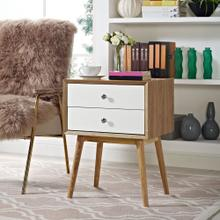 See Details - Dispatch Nightstand in Natural White