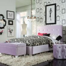 Standard Furniture 65150 Young Parisian Microfiber Bedroom set Houston Texas USA Aztec Furniture