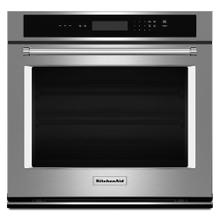 "27"" Single Wall Oven with Even-Heat Thermal Bake/Broil - Stainless Steel"