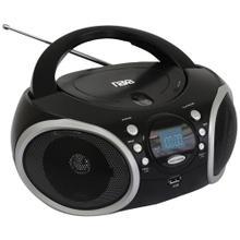 Portable MP3/CD Player with AM/FM Analog Radio & USB Input
