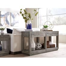 See Details - Herringbone Console Table