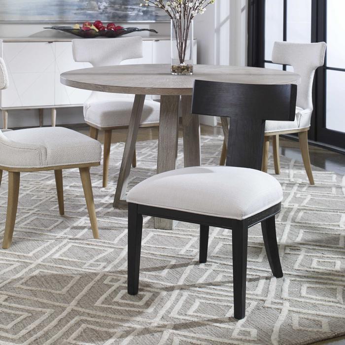 Uttermost - Idris Armless Chair