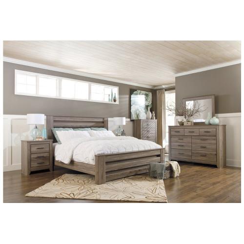 Zelen Dresser Warm Gray