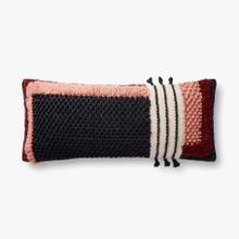 P0919 Black / Multi Pillow