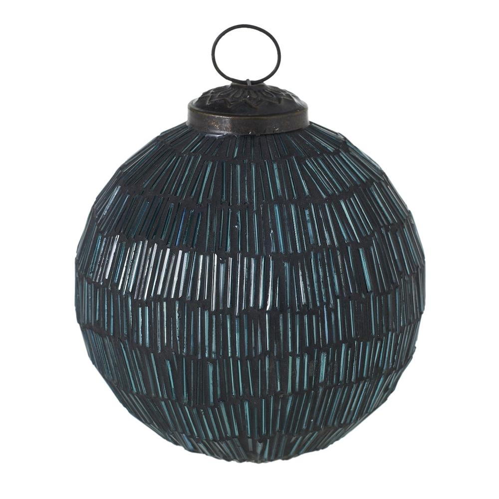 """See Details - SALE Admiral Collection (Shape:Ornament, Size:4"""", Color:Turquoise)"""