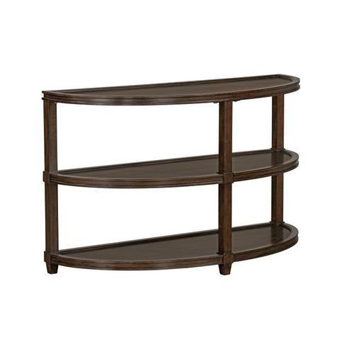 Standard Furniture - Bryant Sofa Table, Honey Brown