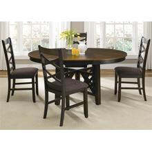 View Product - Oval Pedestal Table Top