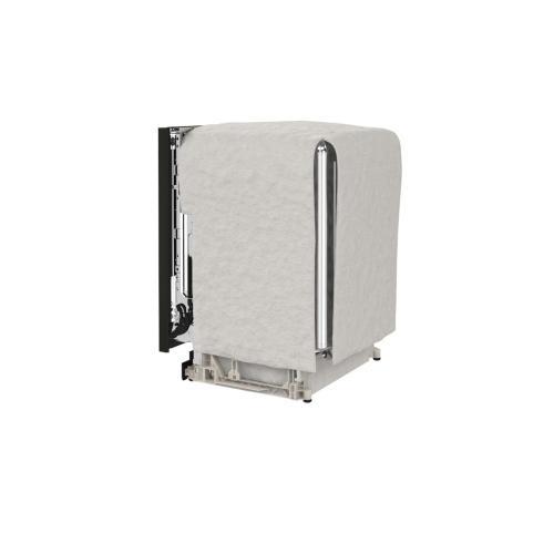 44 dBA Dishwasher in PrintShield Finish with FreeFlex Third Rack - Black Stainless Steel with PrintShield™ Finish