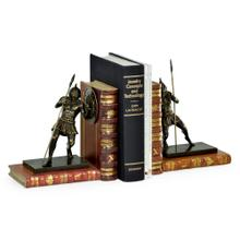 A Pair of Roman gladiator bookends