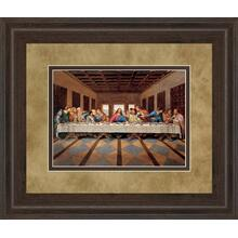 """Last Supper"" Framed Print Wall Art"