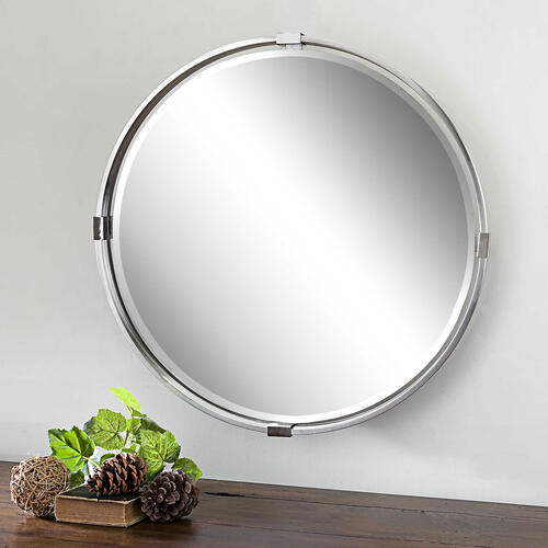 Product Image - Tazlina Round Mirror
