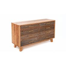 Hayden 8 Drawer Dresser