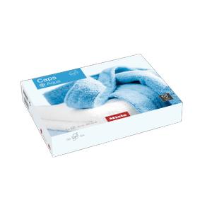 MieleWA CSOA 0902 L - Aqua capsules 9-pack of fabric softener for freshly scented laundry. EasyOpen.