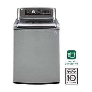 LG Appliances5.0 cu.ft. MEGA Capacity TurboWash™ Washer with Steam